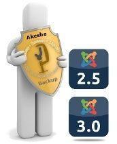 Copias de Seguridad en Joomla 2.5 y 3.x con Akeeba Backup