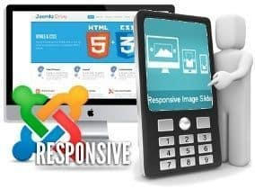 Joomla y WordPress Responsive