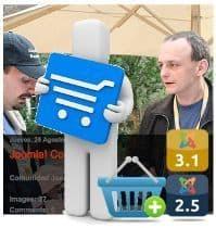 """Venta o gestión de imágenes en galerías """"responsive"""" para Joomla 2.5.x o 3.1.x (II)"""