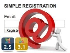 Simple Registration