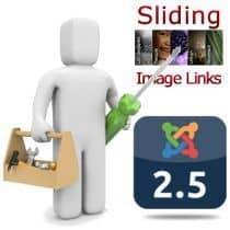 Sliding Image Links