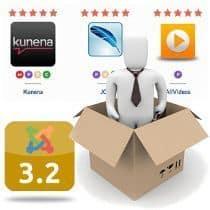 Joomla!Appstore la tienda de aplicaciones y extensiones de terceros en Joomla 3.2