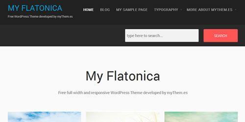 theme my-flatonica ago2013