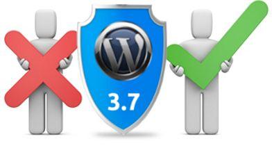Deshabilitar las actualizaciones automáticas en WordPress 3.7.x