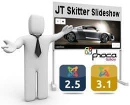 JT Skitter Slideshow para Phoca Gallery