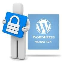 Liberado WordPress 3.7.1