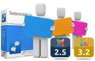 Obtener testimonios de tus clientes con Freestyle Testimonials para Joomla 2.5 y Joomla 3.0
