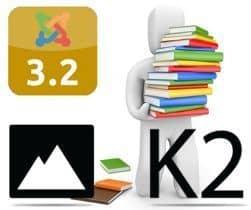 Importar artículos del Gestor de Artículos nativo a K2 en Joomla 3.2