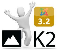 Instala y configura en español el componente K2 para crear un Blog en Joomla 3.2