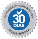 garantia satisfacción alojamiento Web