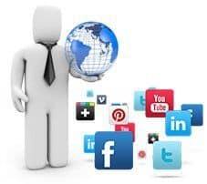 Barras deslizantes para Redes sociales en WordPress
