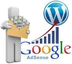 AdSense en WordPress