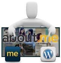 About.me Widget