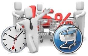 CountDown Discount para VirtueMart