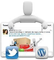 Inserta tu TTL de Twitter en WordPress con el widget oficial y olvidate de los cambios en su API