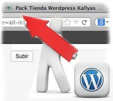 Cambiar o instalar favicon en WordPress