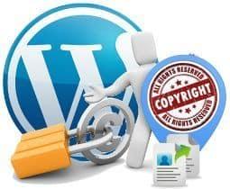 ¿Cansado de que copien los textos de tu Blog de WordPress? reivindica la autoría.