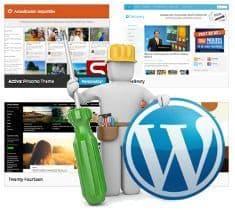 Actualizar temas de WordPress