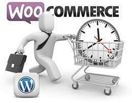 Barra de Accesos Directos para la administración de WooCommerce