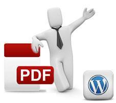 Publicar un fichero PDF en un artículo WordPress
