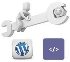 Insertar código en un artículo de WordPress