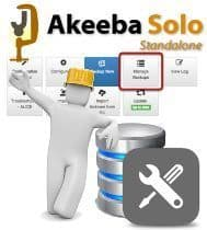 Copias de seguridad de con Akeeba Solo