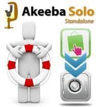 Copias de seguridad de con Akeeba Solo - Realizar un Respaldo (II)