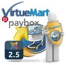VirtueMart 2.6.6 estable con soporte para Paybox