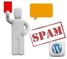 Como parar el spam de los comentarios en WordPress