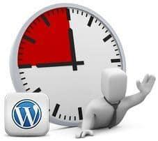 Cierra la sesión de la administración de WordPress automáticamente