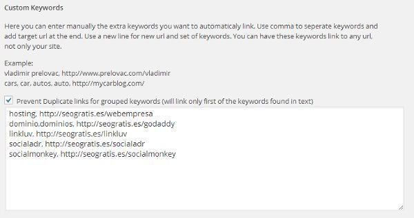 Posicionar SEO en WordPress