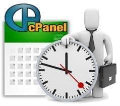 Crear una tarea cron en CPanel para eliminar archivos de un directorio
