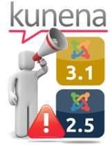 Liberado Kunena 3.0.6 – versión de seguridad