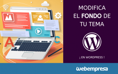 Modifica el fondo de tu tema de WordPress