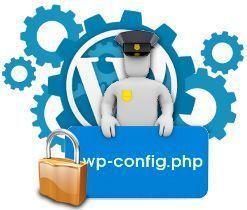 Protege el archivo de configuración de WordPress wp-config.php
