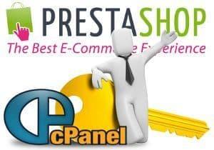 Cambiar la contraseña de administrador PrestaShop desde cPanel