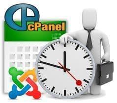 Crear una tarea cron en CPanel (II) - Eliminar archivos temporales y de caché de Joomla