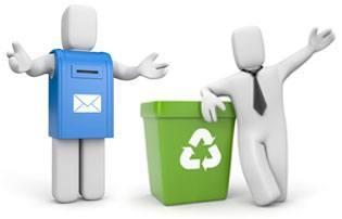 Vaciar automáticamente los correos leídos y la papelera de reciclaje en Webmail