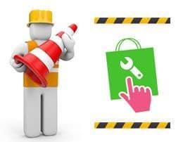 Ico personalización mantenimiento prestashop
