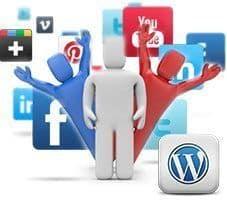 Comparte tus imágenes en las redes sociales con WordPress