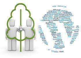 Nube de etiquetas en WordPress