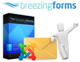 No recibo formularios de BreezingForms en la cuenta de correo por defecto