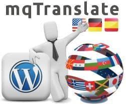 Traducir contenidos en WordPress con mqTranslate - Conmutador de Idiomas (II)