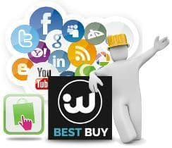 Modificar los iconos de redes sociales del Pack Leo Best Buy de PrestaShop