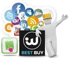 Modificar los iconos de redes sociales del Pack Leo Best Buy de PrestaShop