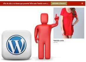 Promover contenidos en WordPress con GC Message Bar