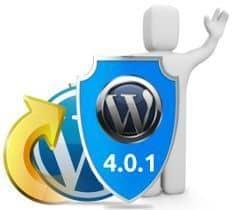 Liberado WordPress 4.0.1 versión de seguridad