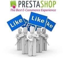 Arrastrar y compartir redes sociales en PrestaShop