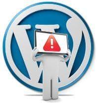 Solucionar el problema de pantalla en blanco en WordPress