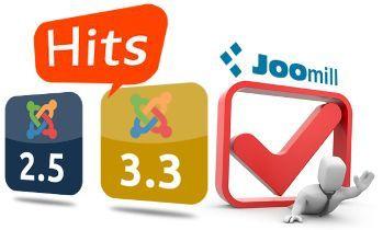 Pon a cero el contador de Hits de tus artículos en Joomla 2.5 y 3.3